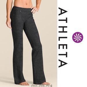 ATHLETA Bettona Flare Leg Boyfriend Relaxed Pant